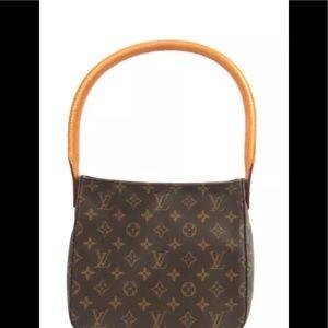 Louis Vuitton Looping MM handbag